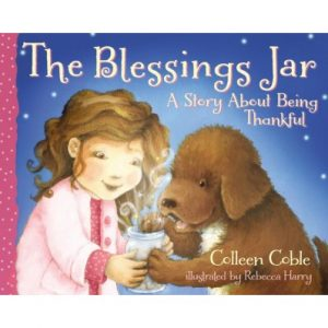 blessings jar Christian book