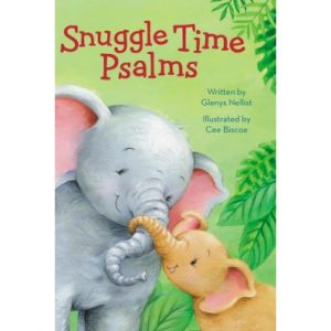 snuggle time Psalms book