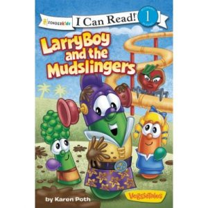 larry boy and the mudslingers