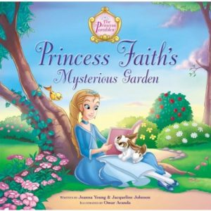 princess faiths mysterious garden