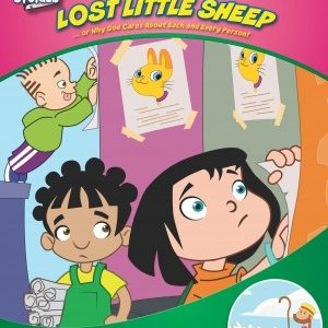 Color & Activity Book Parable of The Lost Sheep