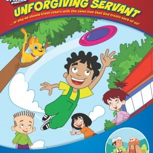 Color & Activity Book Parable of the Unforgiving Servant
