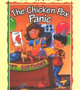 The Chicken Pox Panic, Cul-de-Sac Kids #2