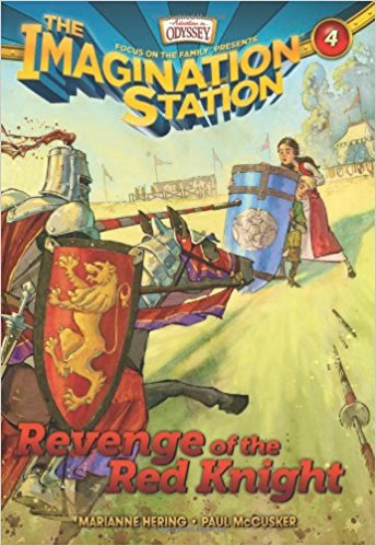 Imagination Station Revenge of the Red Knight