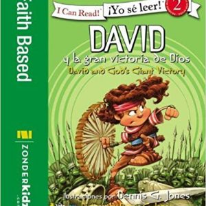 David and God's Giant Victory Bilingual