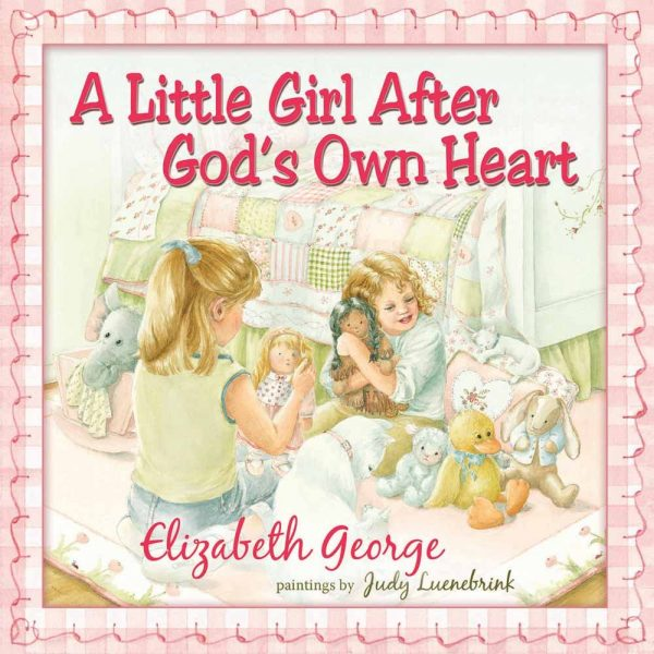 A Little Girl After Gods Own Heart