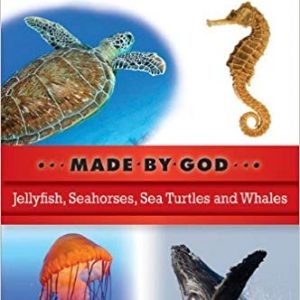 Made By God - Sea Creatures (I Can Read Made by God: Level 2)